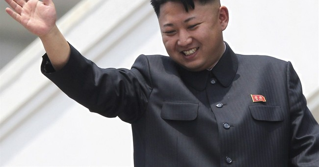 "North Korean Officials Demand Removal of ""Disrespectful"" Kim Jong Un Poster...From London Barbershop"