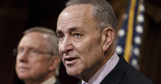 Schumer Offers Republicans 'Buy Now, Pay Later' Immigration Deal