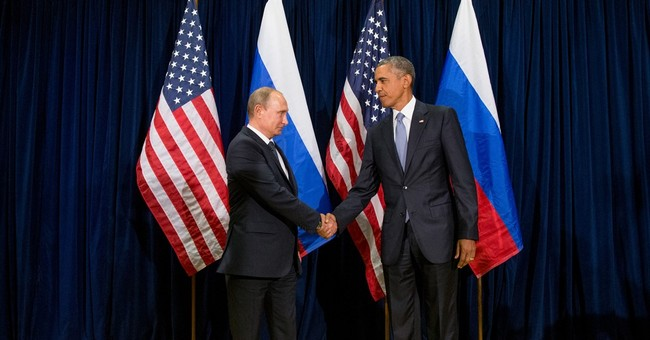 Obama and Putin clash over Syria