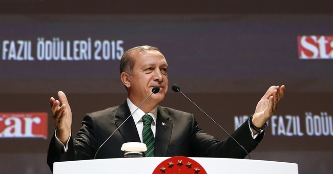 Turkey's Erdogan slams Russia for backing Assad