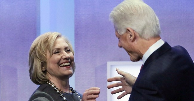 Pay Day: Bill Clinton Got Millions From Interests Who Also Had 'Matters Before Mrs. Clinton's State Department'