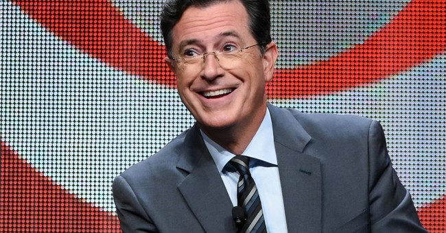 Stephen Colbert: 'We should never, ever have another election like this one'