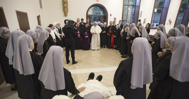 Free the Little Sisters of the Poor