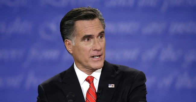 Oh My: Romney For President Paperwork Was Filed With The FEC Last Month