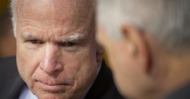 Sigh: McCain, Rand Paul Question Cruz's Eligibility
