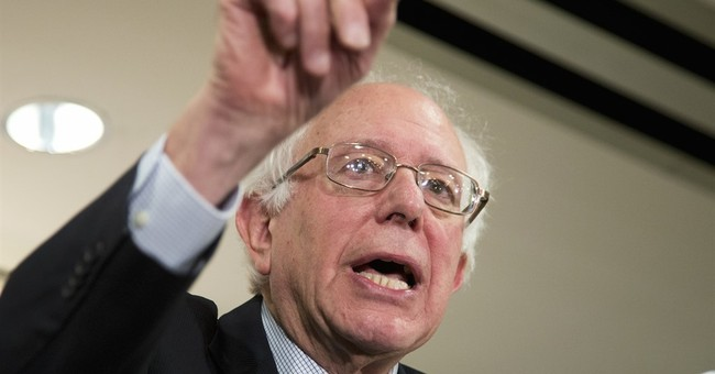 Apparently, Bernie Sanders Would Be 'A Lousy Commander In Chief,' and He's Sort Of 'an A**hole To His Staff'