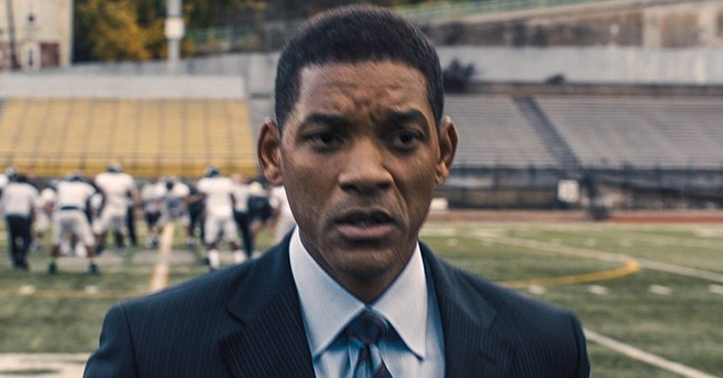 'Concussion' a Strong Counterpoint to NFL Glory