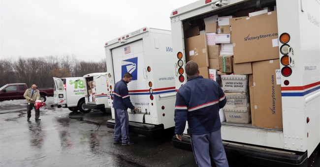 USPS' Profitable Quarter Unlikely to Herald a Trend