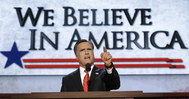 Today's Anti-Trump Speech: What's Romney's Angle?