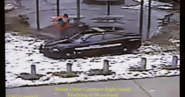 ICYMI: Grand Jury Decides Not To Charge Officers In Tamir Rice Shooting. Also, Rice Wasn't Open Carrying