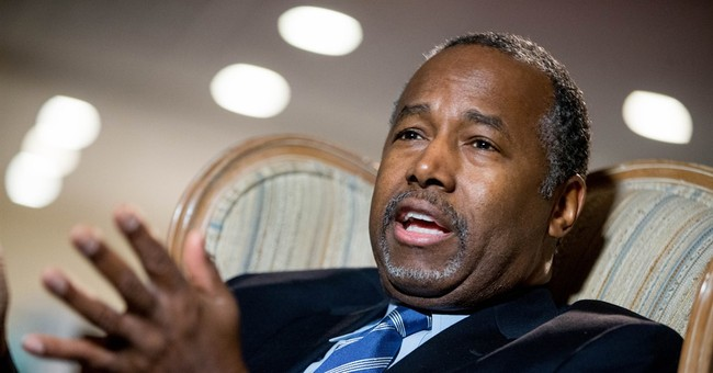 Dr. Carson's Health Prescription: Close, But No Cigar!