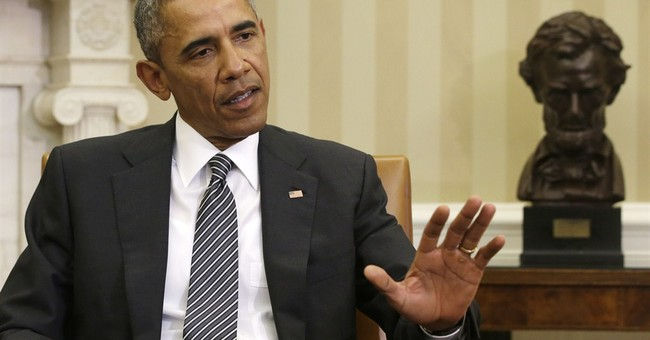 "Obama: Extremists Have ""Legitimate Grievances"""