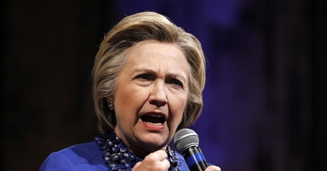 Clinton vows to address pay fairness for women in PA event