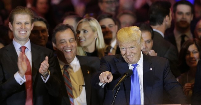 A Tale Of Two Trumps On The Campaign Trail