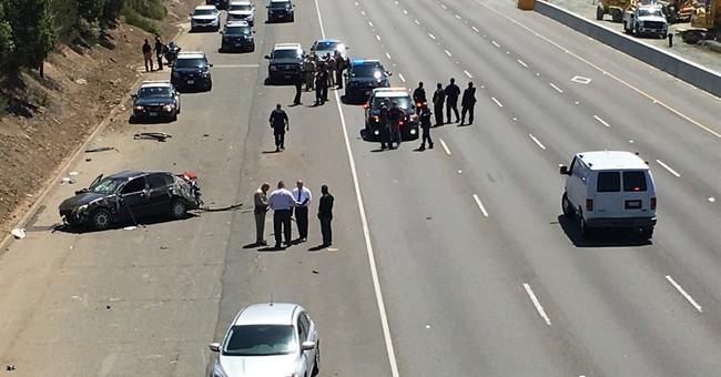 Authorities move to stop California highway killings