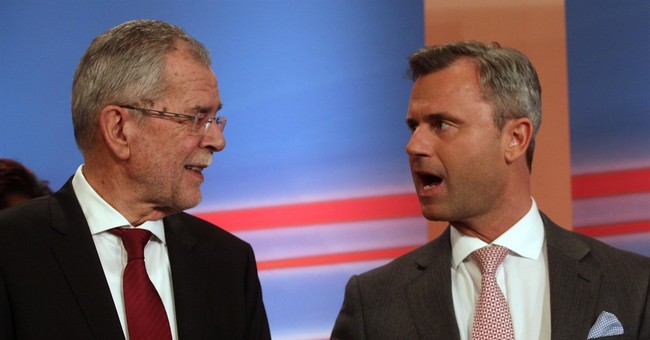 Austria: Far-Right Presidential Candidate Concedes Defeat