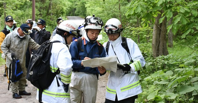 Boy Abandoned in Woods by Parents Still Missing in Japan