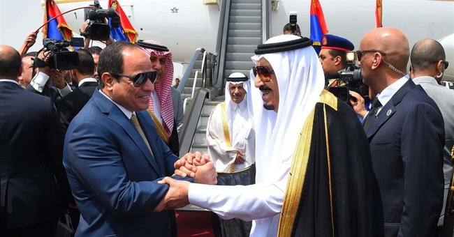 Egyptian court rejects border demarcation pact with Saudi