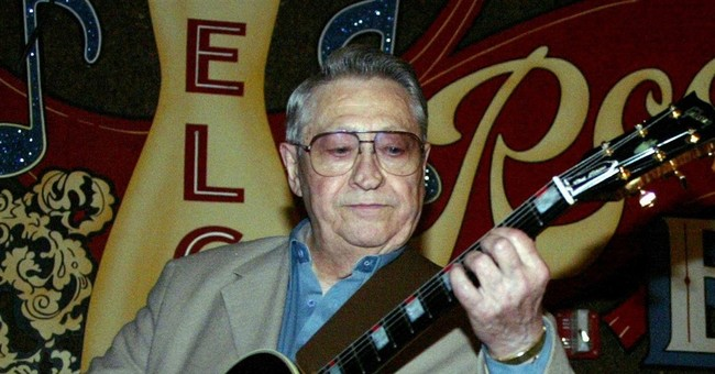 Keith Richards pays tribute to guitarist Scotty Moore after death at 84