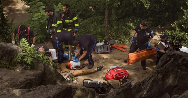 Central Park blast shouldn't scare off Fourth revelers