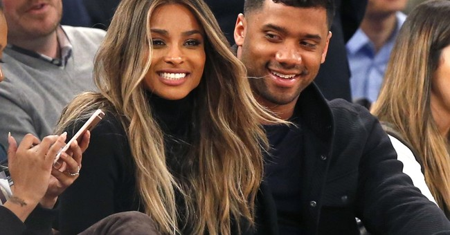 Ciara & Russell Wilson Officially Married: Kelly Rowland, Jennifer Hudson Attended Wedding