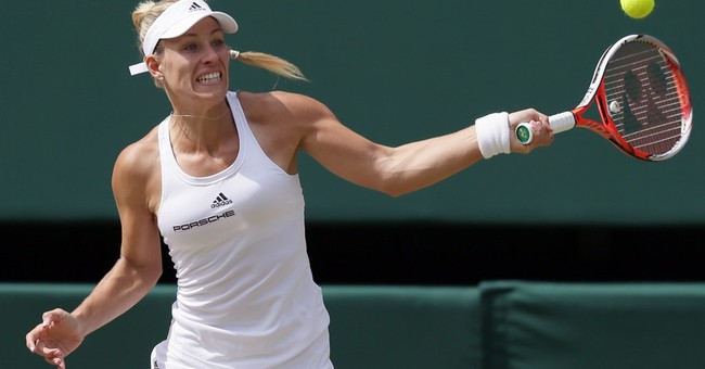 Angelique Kerber defeats Venus Williams to reach Wimbledon final