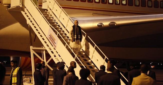 India's Modi to meet with Zuma in Pretoria