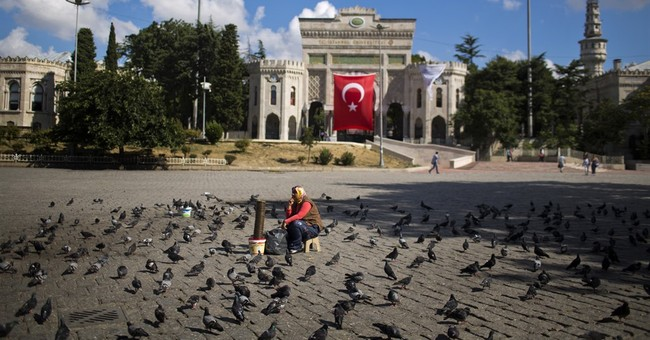 Turkey holds 26 generals, including ex-air chief, over coup