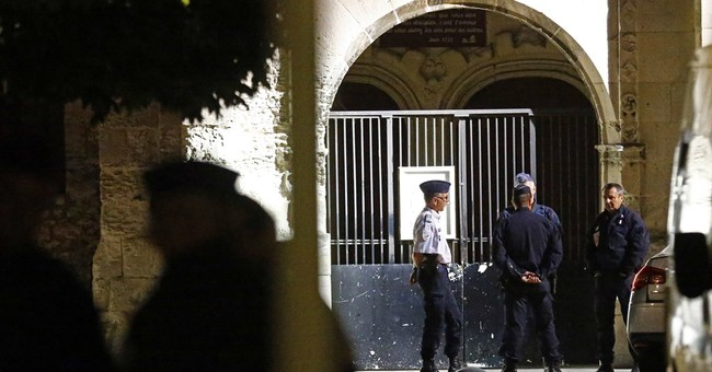 French police identify second terrorist in Rouen Church attack