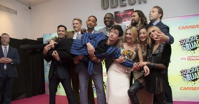Warner Bros' SUICICE SQUAD is a Hero at Weekend Box Office