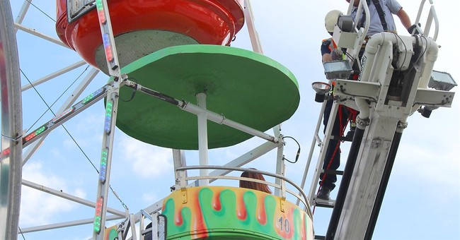 Three children injured, one seriously, in TN Ferris wheel accident