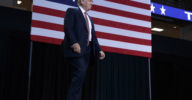 With rare humility, Trump concedes he could come up short