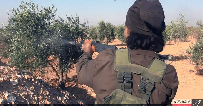 Backed Syrian force captures key IS stronghold
