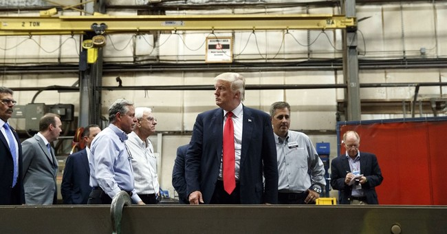 Trump Seeks Volunteer