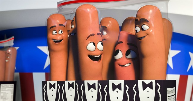 Weekend Box Office: 'Sausage Party' Feasts on $33.6M; 'Pete's Dragon' Flounders