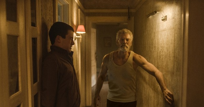Horror film Don't Breathe scares up $26.1m at box office
