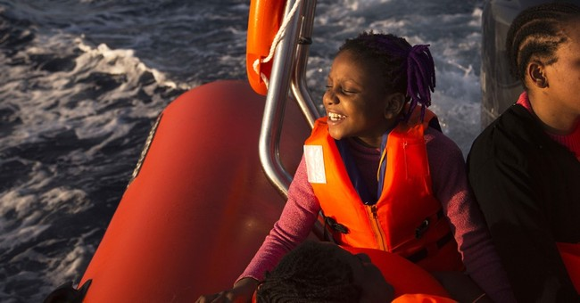 New Migration Wave From Libya Forces Single-Day Rescue of 6500 Refugees