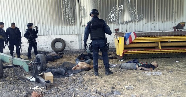 Mexico police chief fired over execution allegations