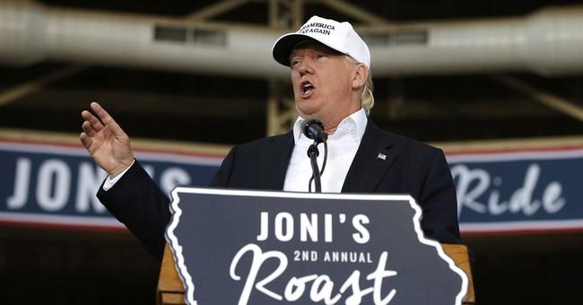 Trump and Pence rally in Loudoun Co