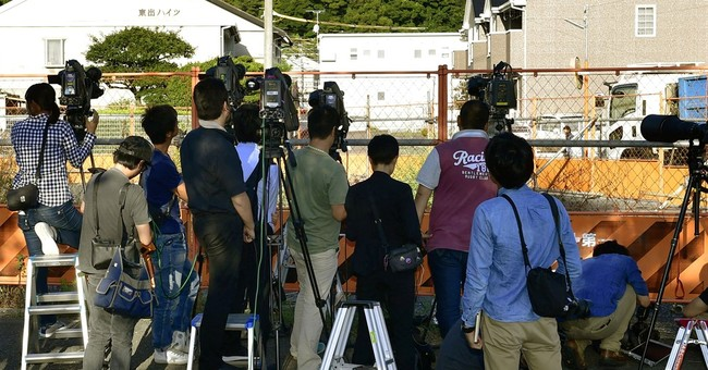 Japan gunman shoots himself dead after standoff with police