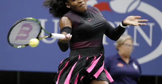 Serena reaches milestone 307th Grand Slam win
