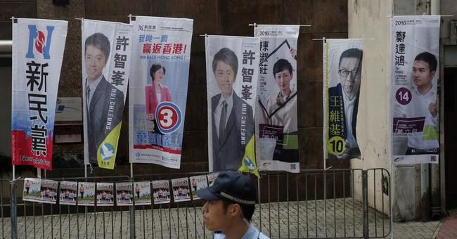 Beijing warns Hong Kong's pro-freedom leaders