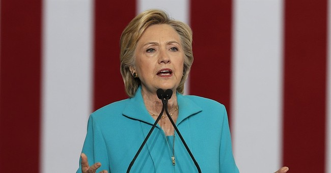 Clinton appears to back track on