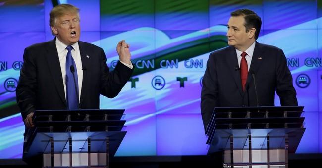 Ted Cruz Tries to Justify Trump Endorsement to a Furious Glenn Beck