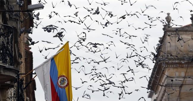 Colombian president awarded Nobel Prize