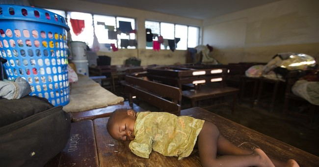 Parts of Haiti still waiting for help