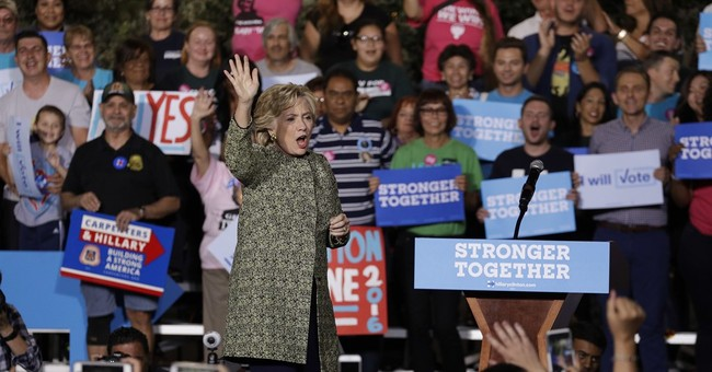 Clinton plots a 'do no harm' campaign amid Trump whirlwind