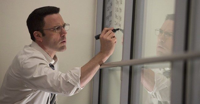 'The Accountant' starring Ben Affleck opens in theaters on October 14