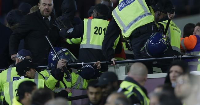West Ham investigate after homophobic leaflets handed out at stadium