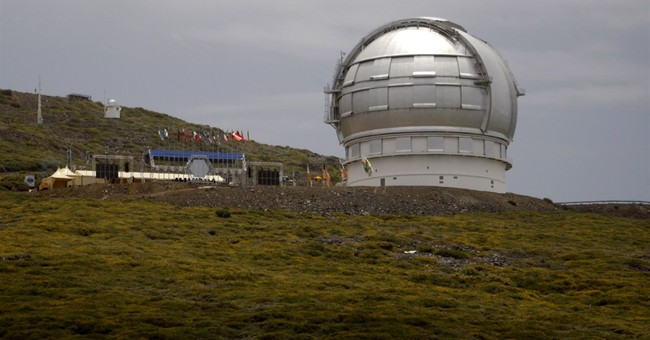 Giant telescope project may be moved from Hawaii to Canary Islands